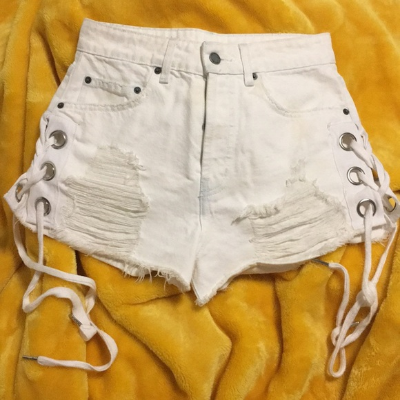 Carmar Pants - Carmar denim shorts